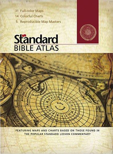 9780784718728: Standard Bible Atlas