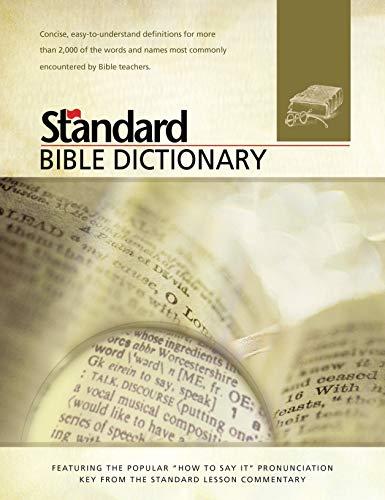 9780784718735: Standard Bible Dictionary