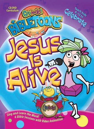 9780784718919: Jesus Is Alive (God Rocks!® BibleToons™)