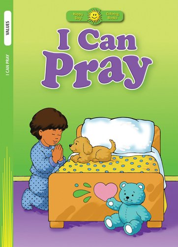 9780784720165: I Can Pray (Happy Day® Coloring Books: Values)