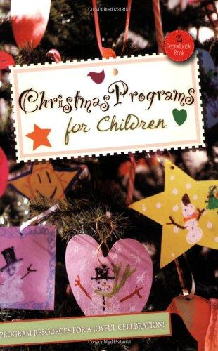 9780784721339: Christmas Programs for Children (Holiday Program Books)