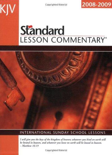 KJV Standard Lesson Commentary: International Sunday School: Standard Publishing
