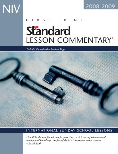 NIV Standard Lesson Commentary: International Sunday School: Various