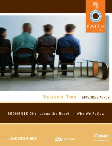 9780784722398: Season Two: Episodes 40-52: Leader's Guide (Faith Café)