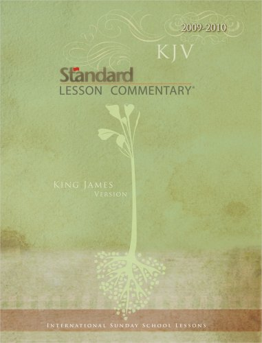 KJV Standard Lesson Commentary (0784722579) by Standard Publishing