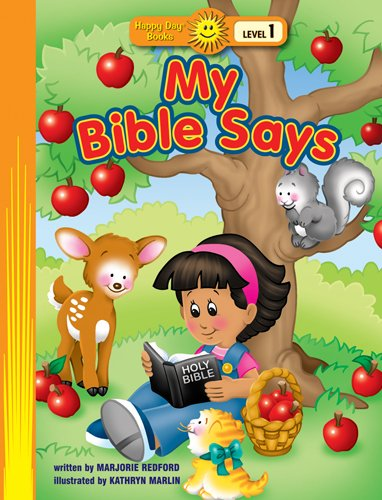 9780784722930: My Bible Says (Happy Day® Books: Level 1)