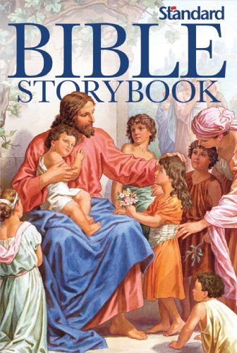 Standard Bible Storybook (0784723605) by Larsen, Carolyn