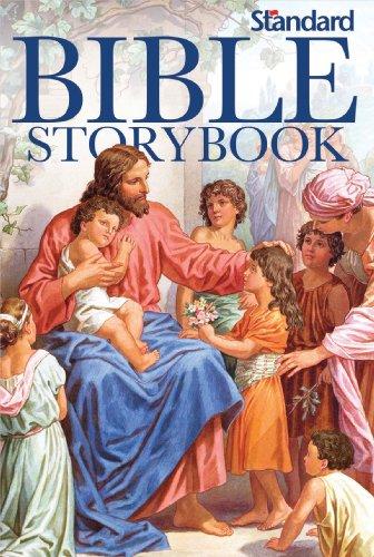 Standard Bible Storybook (0784723605) by Carolyn Larsen