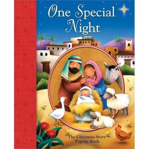 9780784728789: One Special Night: The Christmas Story Pop-Up Book