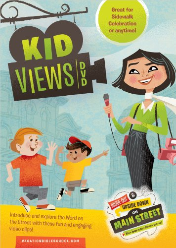 9780784730379: Main St. Vbs Kid Views DVD