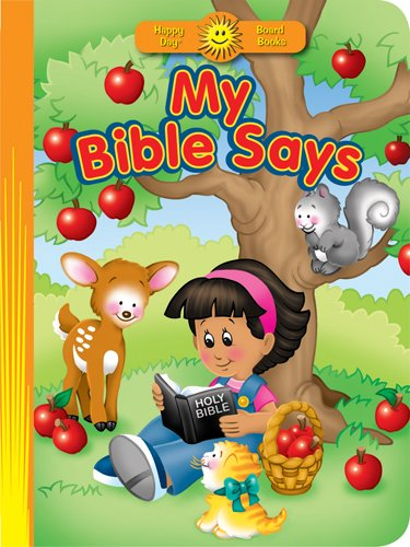 9780784731932: My Bible Says (Happy Day® Board Books)