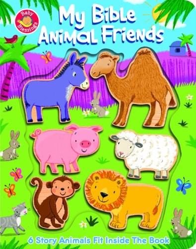 9780784731956: My Bible Animal Friends (Baby Blessings)