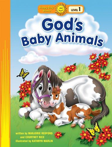 9780784732007: God's Baby Animals (Happy Day® Books: Level 1)