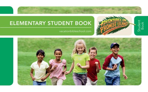 9780784734018: Elementary Student Book (Vacation Bible School 2012: Adventures on Promise Island)