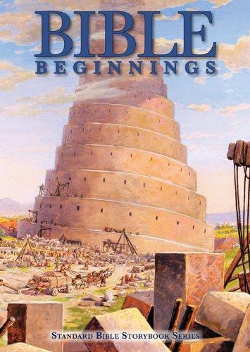 9780784735237: Bible Beginnings (Standard Bible Storybook Series)