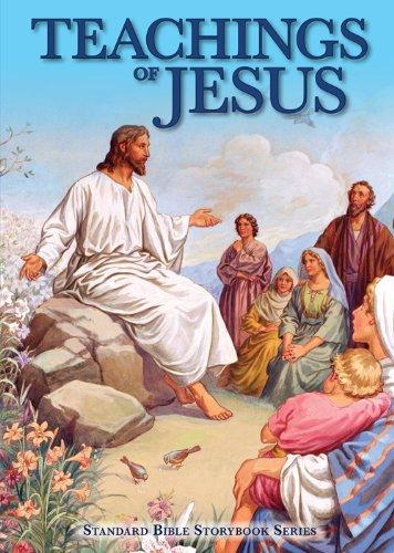 Teachings of Jesus (Standard Bible Storybook Series) (0784735654) by Carolyn Larsen