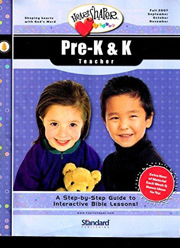 9780784757062: Pre-K & K Teacher Book (Heart Shaper)