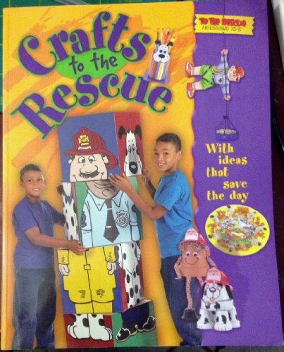 9780784771471: Jesus to the Rescue, Craft Book