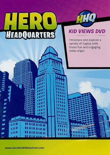 9780784774083: Kid Views DVD (Hero Headquarters)