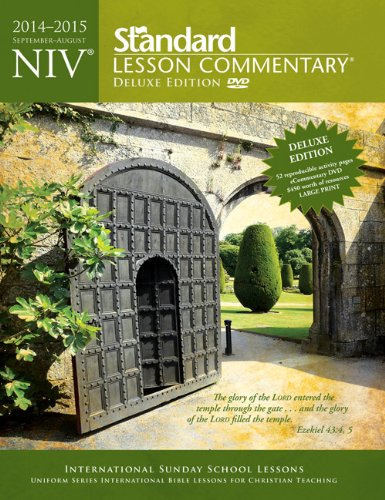9780784774670: 21: NIV® Standard Lesson Commentary® Deluxe Edition 2014-15
