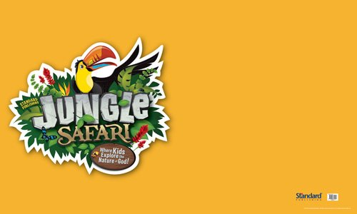 9780784774953: Outdoor Banner (Vacation Bible School (VBS) 2014: Jungle Safari—Where Kids Explore the Nature of)