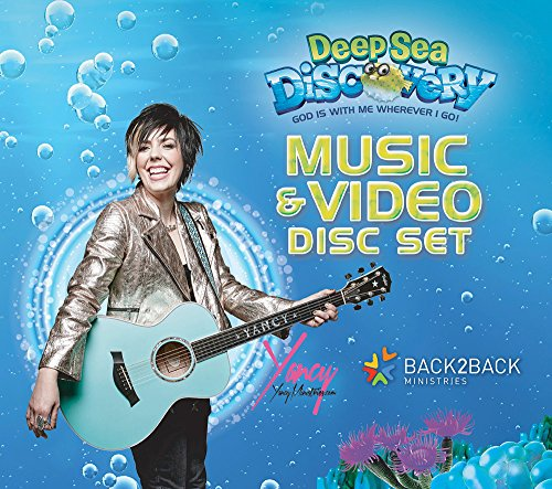 9780784777725: Music & Video Disc Set (Vacation Bible School (VBS) 2016: Deep Sea Discovery—God Is with Me Wherever I G)