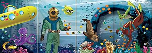 9780784778067: Deep Sea Photo Stand-Up (Vacation Bible School (VBS) 2016: Deep Sea Discovery—God Is with Me Wherever I G)