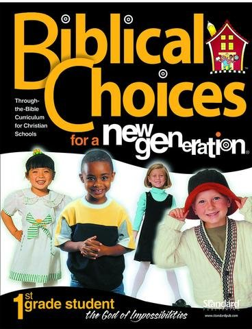Biblical Choices for a New Generation, First: Ben Mahan
