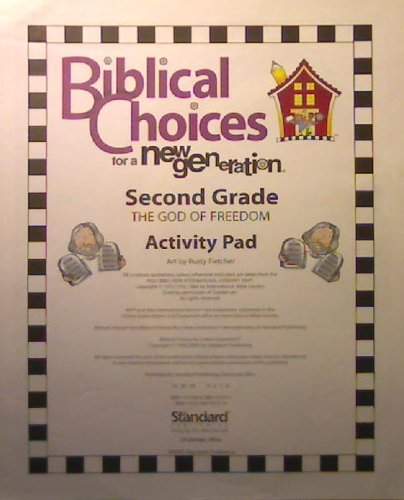 9780784791271: Biblical Choices for a New Generation, 2nd Grade Activity Pad