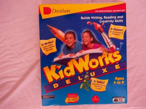 Kidsworks Deluxe: Mpc; Mac