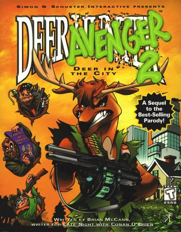 Deer Avenger 2: Deer In The City: Ssi davidson
