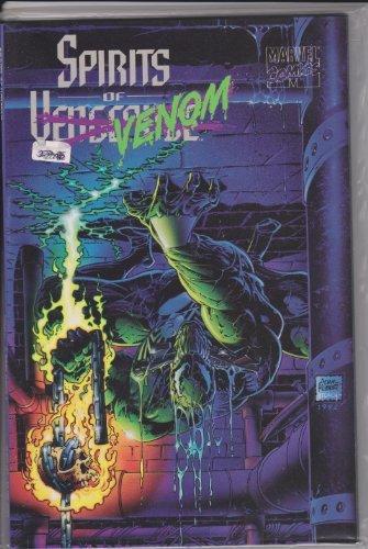 Spirits of Venom (Spider-Man) (Ghost Rider) (Marvel Comics)