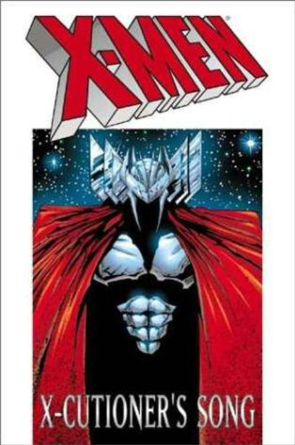 9780785100256: X-Men: X-Cutioner's Song