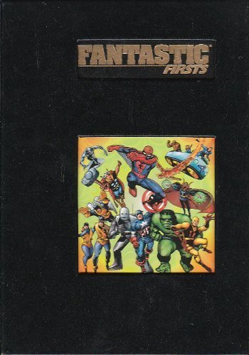 9780785100362: Fantastic Firsts (Leather-Bound Slipcase Edition) (Marvel Limited)