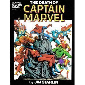 9780785100409: The Death of Captain Marvel