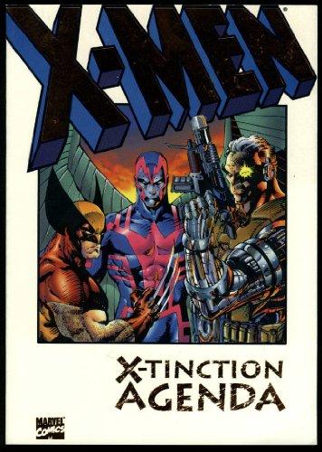 9780785100539: X-Men: x-Tinction Agenda