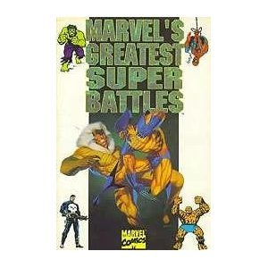 9780785100584: Marvel's Greatest Super Battles