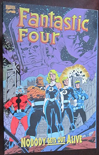 9780785100638: Fantastic Four: Nobody Gets Out Alive