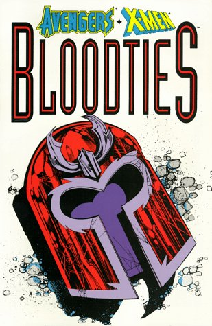 9780785101031: Bloodties: Featuring the Avengers, Avengers West Coast, and the X-Men