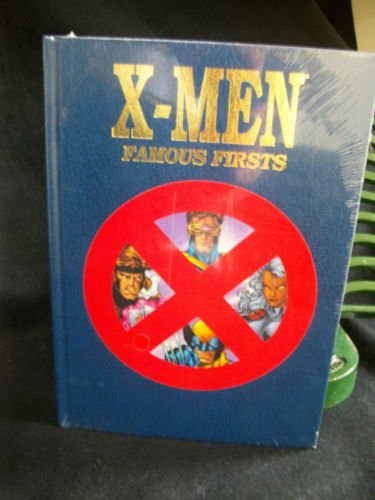 9780785101185: X-Men Famous Firsts (Leather-Bound) (Marvel Limited Series)
