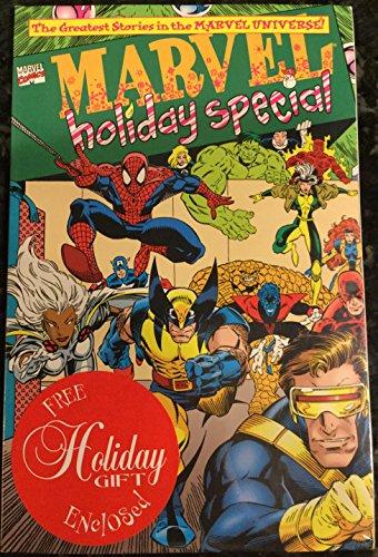 Marvel Holiday Special: Mariano Nicieza Editor
