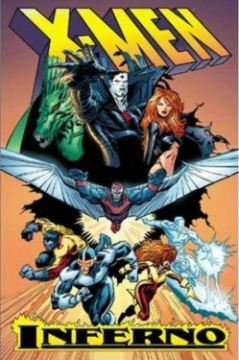 9780785102229: X-Men: Inferno