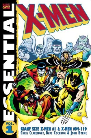 9780785102564: Essential X-Men: Vol 1