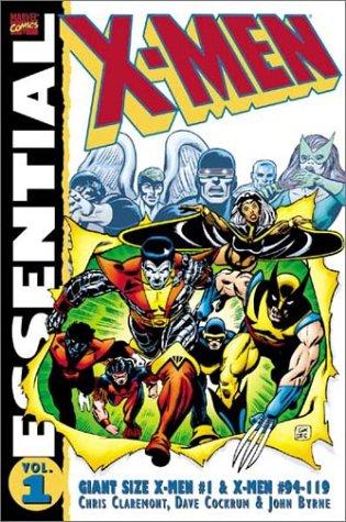 9780785102564: Essential X-Men Vol. 1