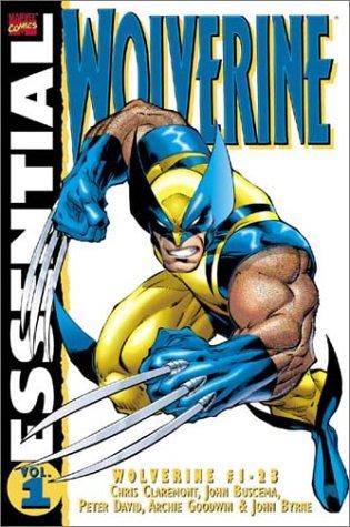 9780785102571: The Essential Wolverine, Vol. 1