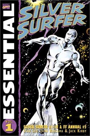 9780785102717: Essential Silver Surfer Volume 1 TPB