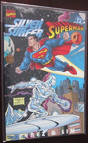 9780785102939: Silver Surfer / Superman, No. 1
