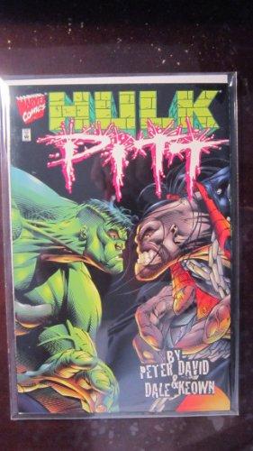 9780785102977: Hulk-Pitt