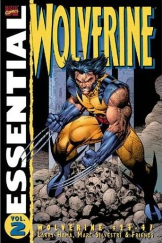 X-Men: The Essential Wolverine Volume II