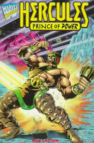 9780785105558: Hercules: Prince of Power